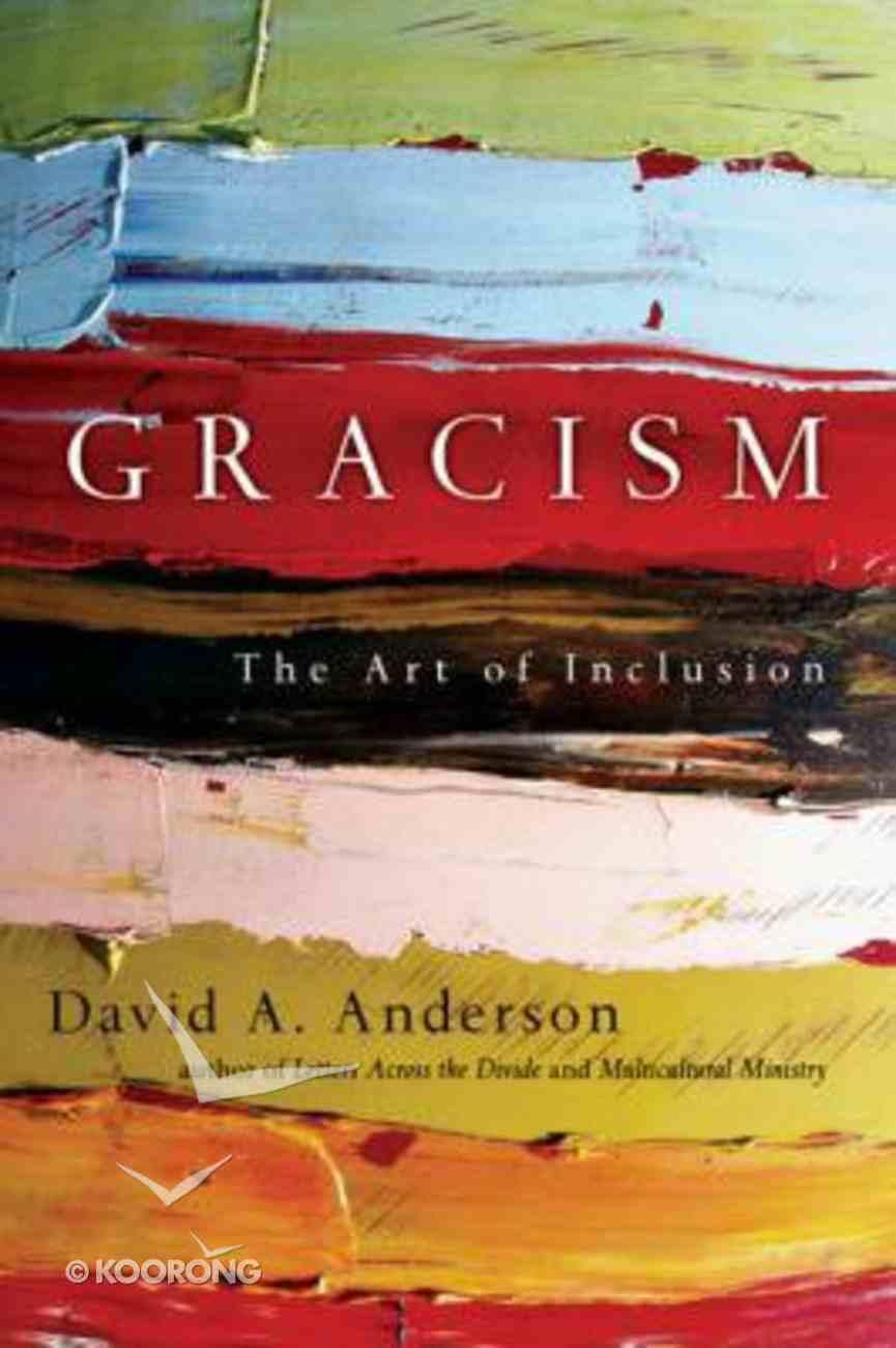 Gracism Paperback
