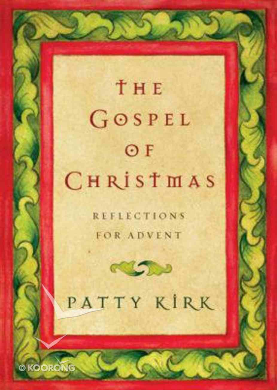 The Gospel of Christmas Paperback