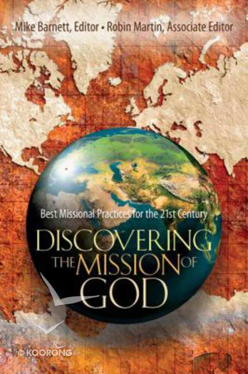Discovering the Mission of God Paperback