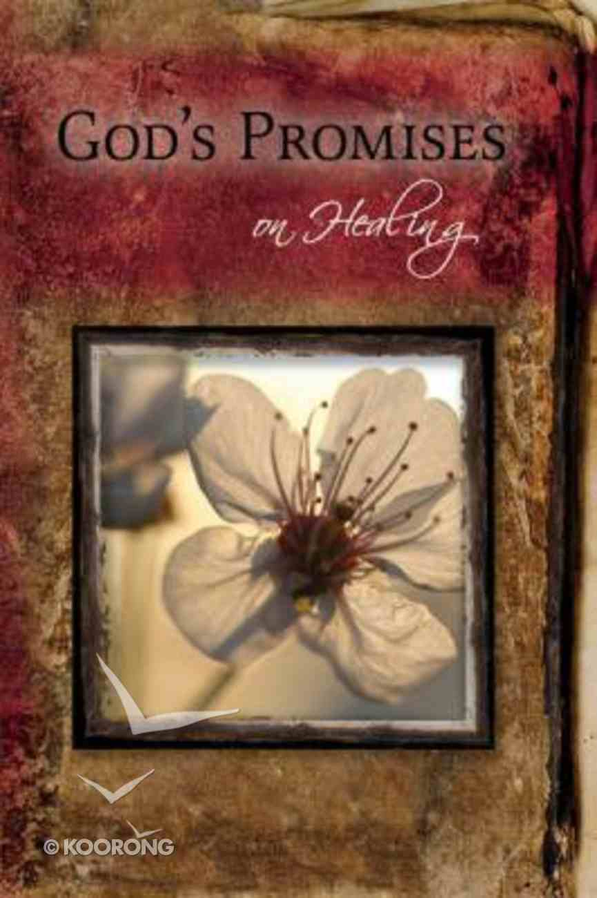 God's Promises: On Healing Paperback
