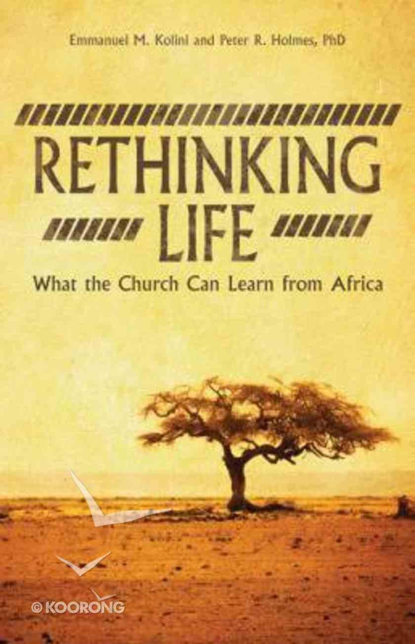 Rethinking Life Paperback