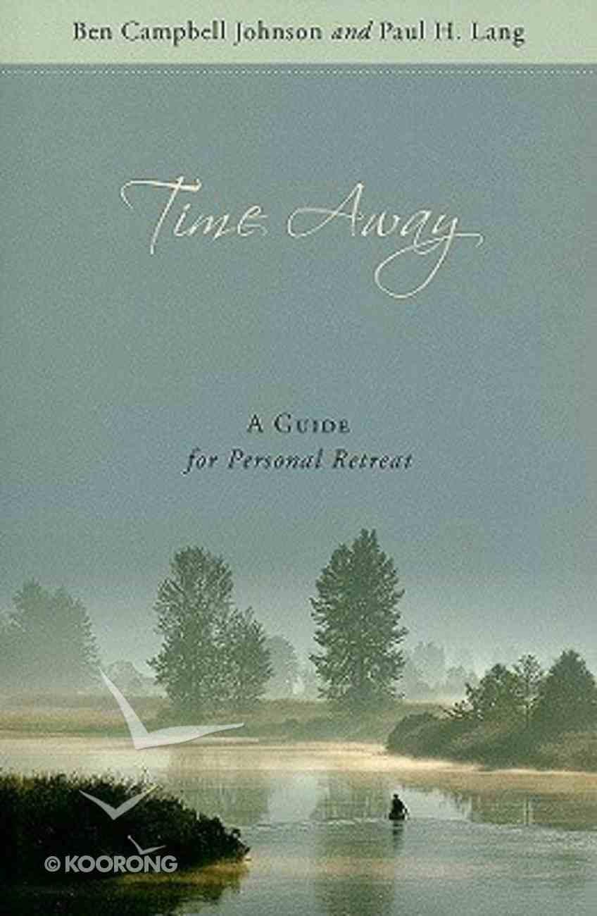 Time Away Paperback