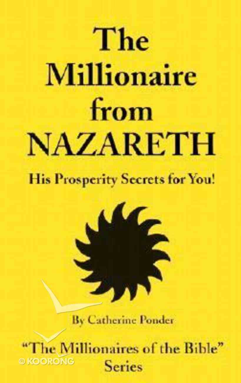 Nazareth (Millionaires Of The Bible Series) Paperback