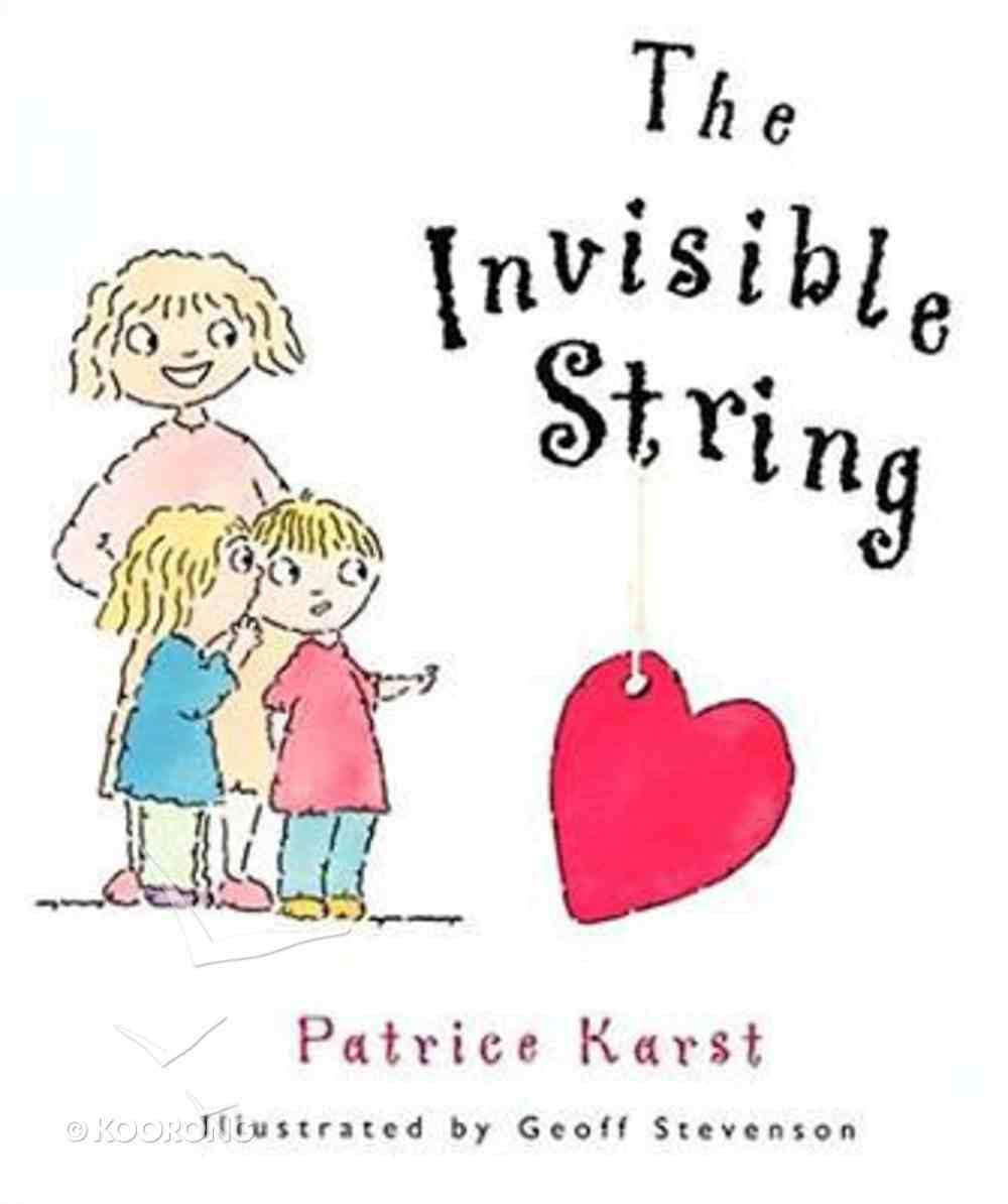 The Invisible String Hardback