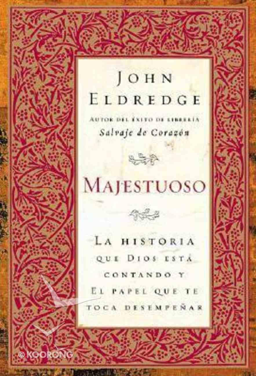 Majestuoso Spanish (Epic) Hardback