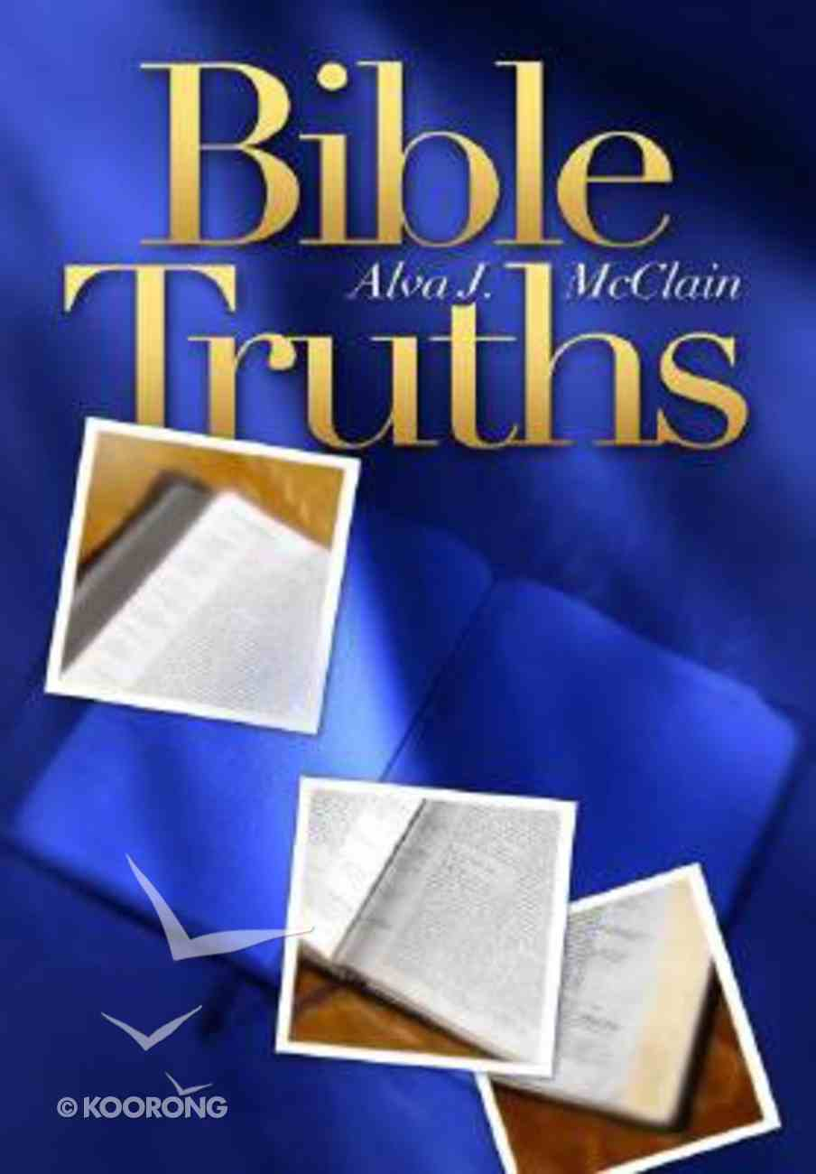 Bible Truths Paperback