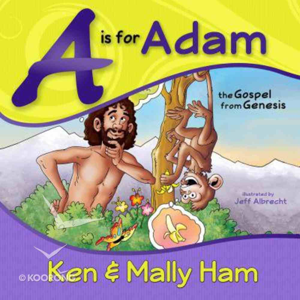 A is For Adam Spiral