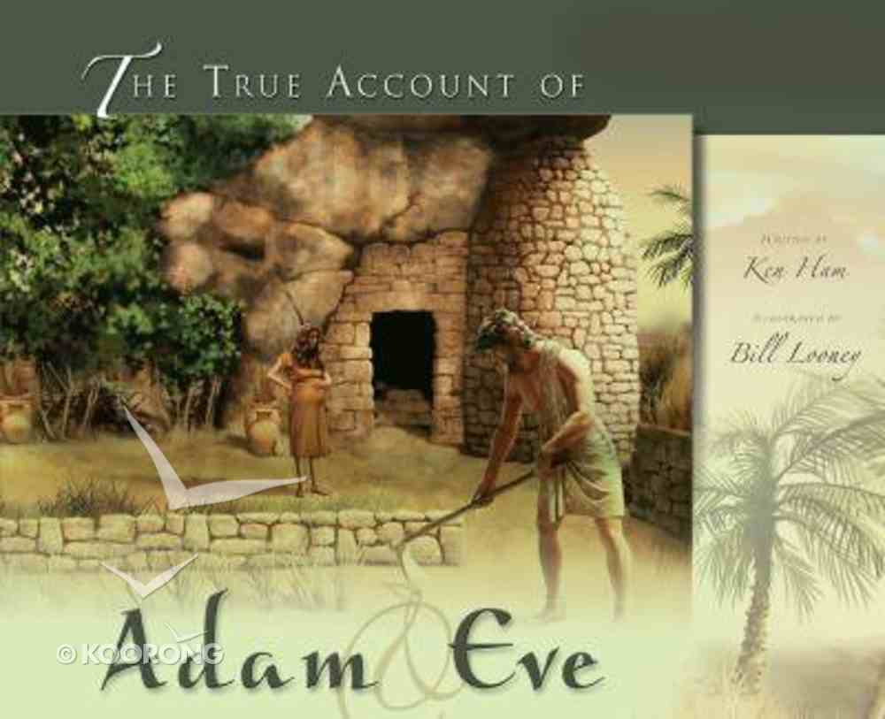 The True Account of Adam and Eve Hardback