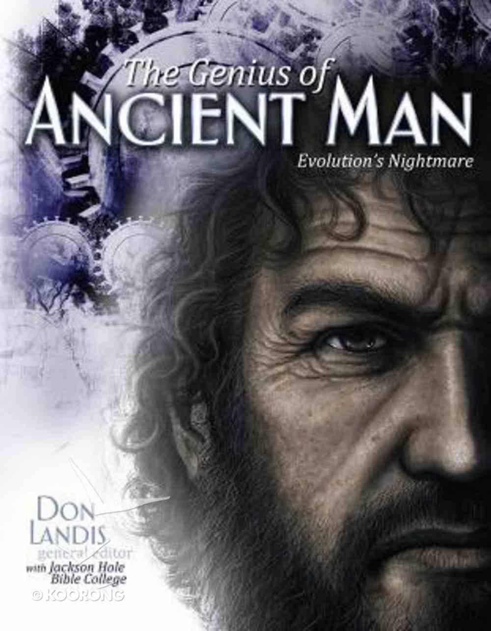 The Genius of Ancient Man Hardback