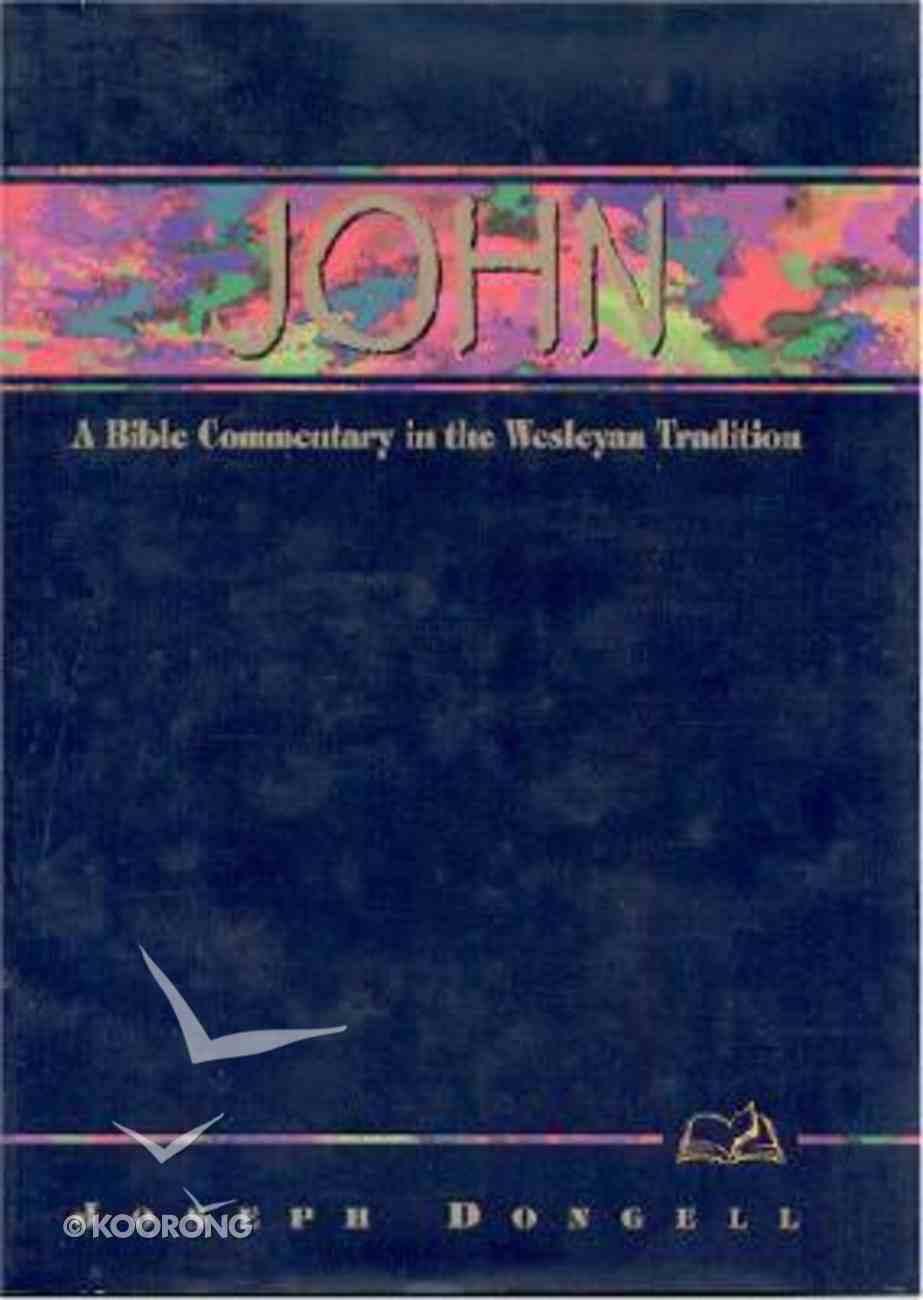 John (Weslyn Bible Study Commentary Series) Hardback