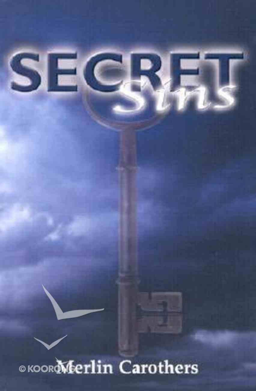 Secret Sins Paperback