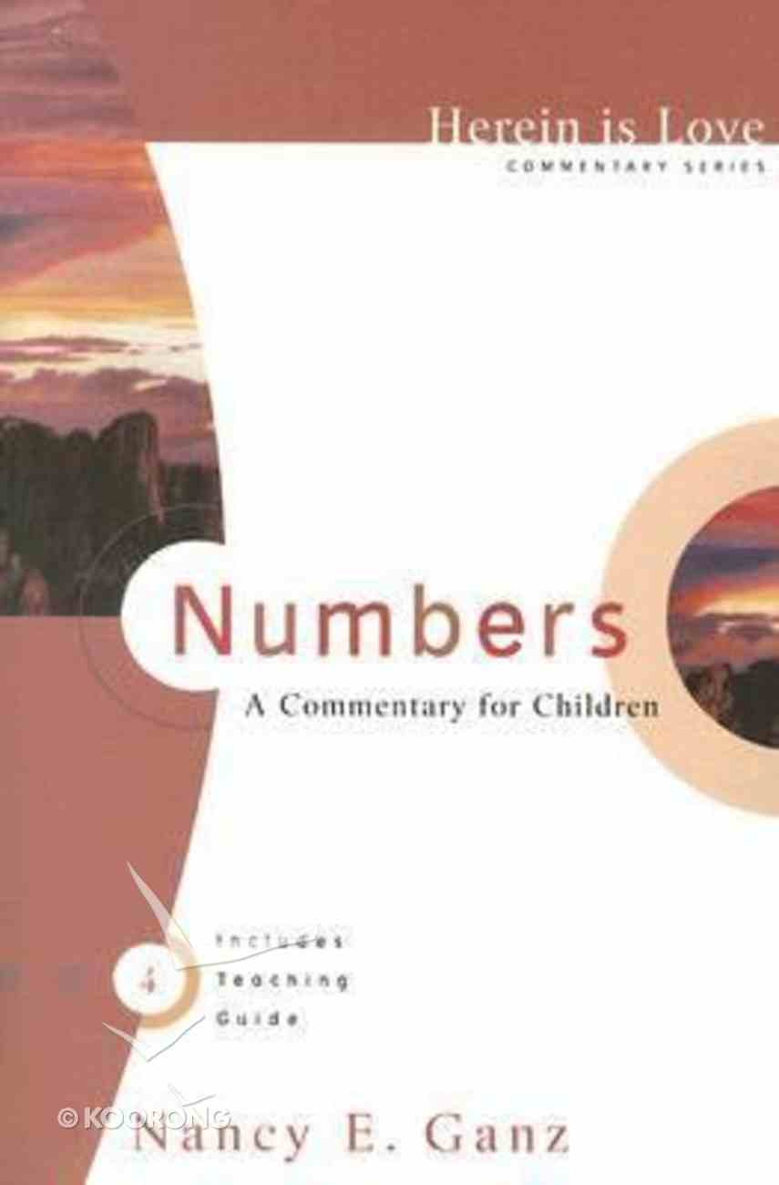 Numbers (Herein Is Love Series) Paperback