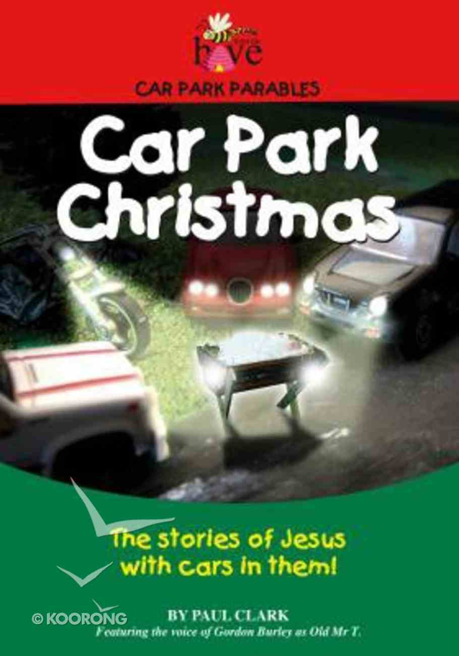 Car Park Christmas and Other Road Trips DVD