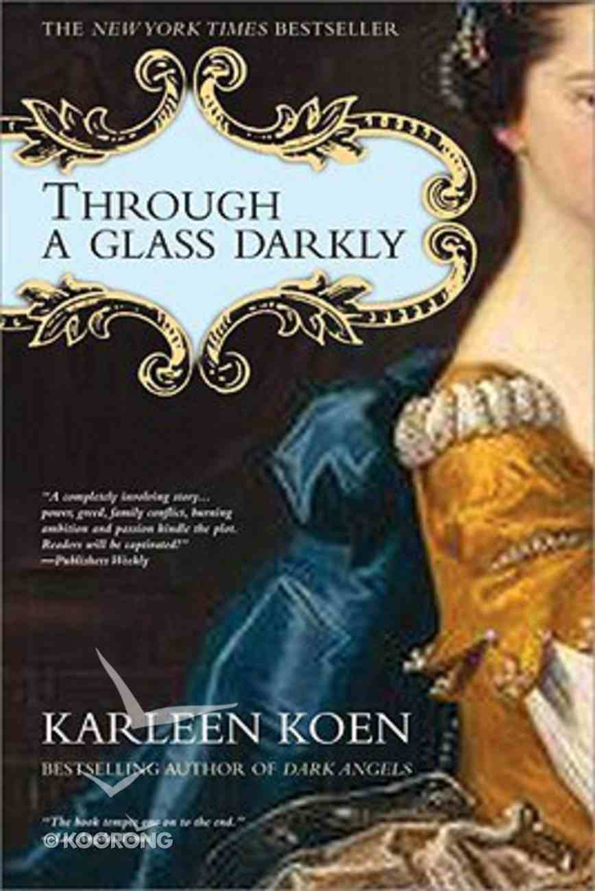 Through a Glass Darkly Paperback