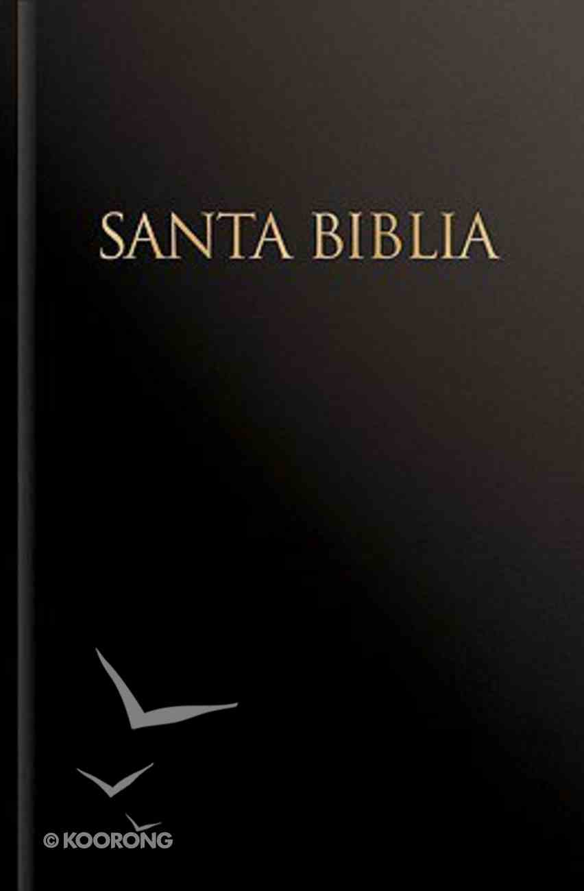 Rv 1909 Biblia Tamano Bolsillo (Rv 1909 Pocket Bible) Hardback
