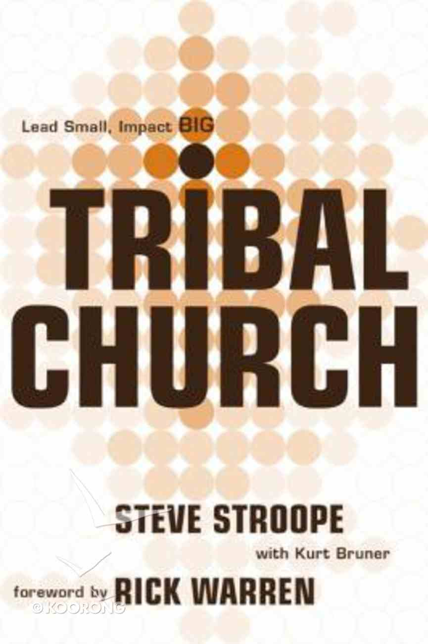 Tribal Church Paperback