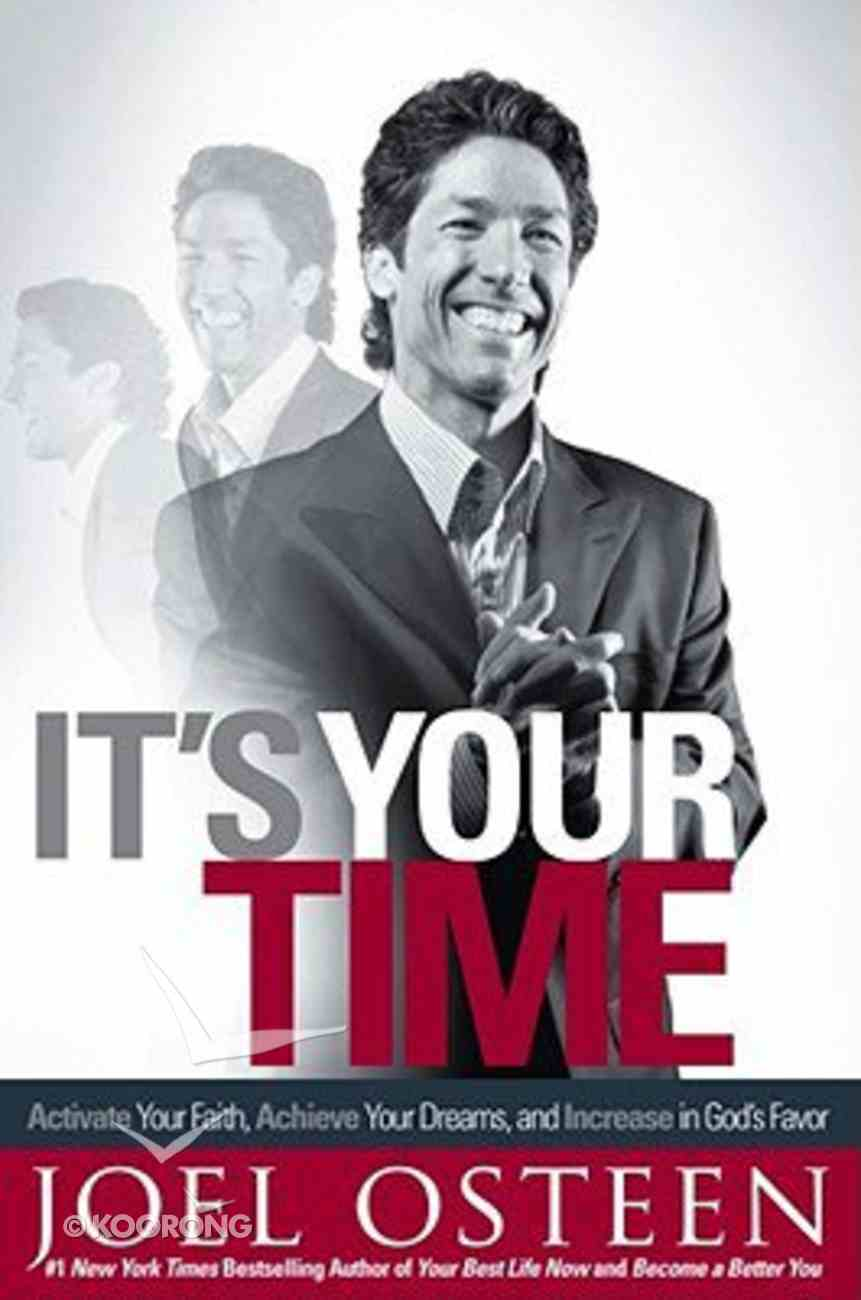It's Your Time Hardback