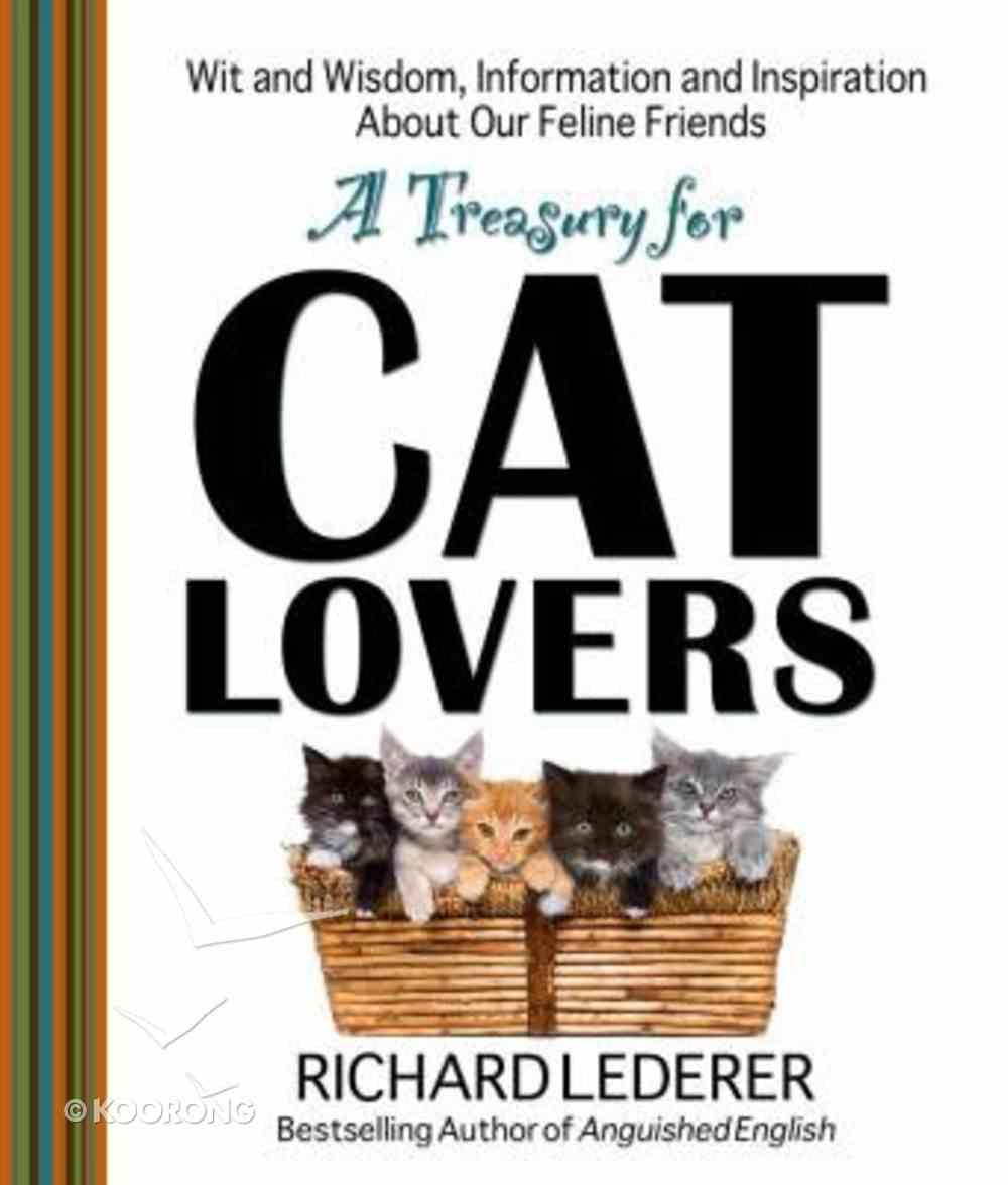 A Treasury For Cat Lovers Hardback