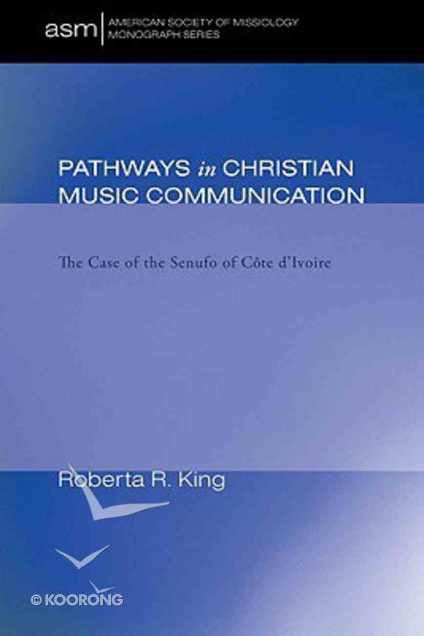 Pathways in Christian Music Communication Paperback