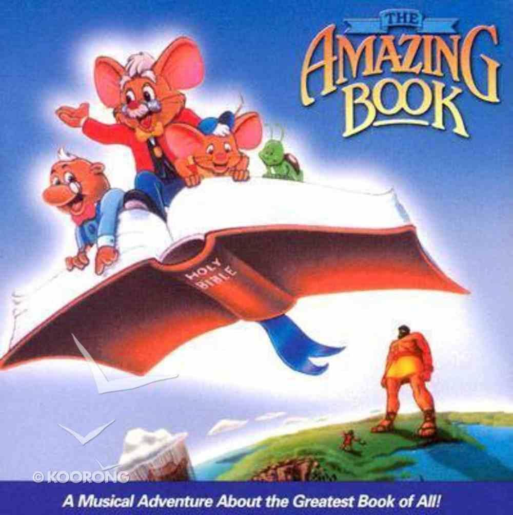 Amazing Bible: The Amazing Book CD