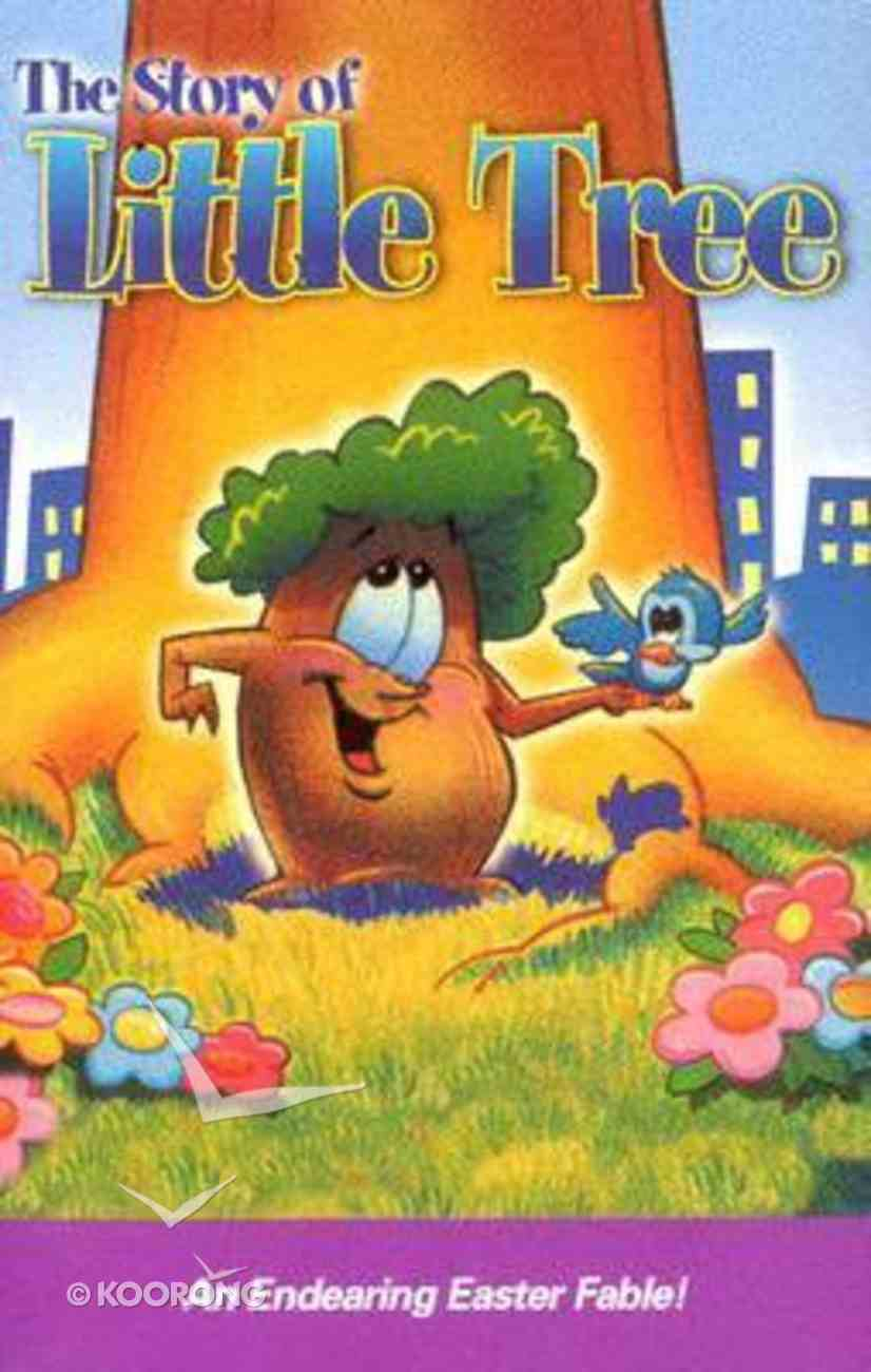 The Story of the Little Tree CD