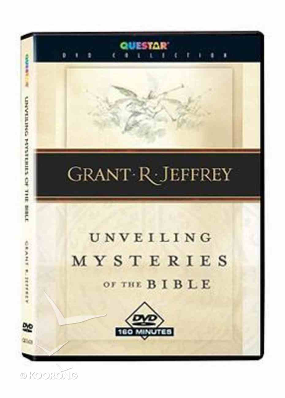 Unveiling Mysteries of the Bible DVD