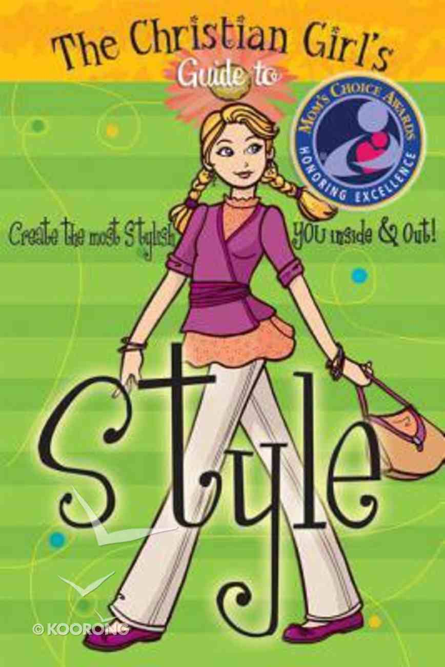 Girl's Guide to Style Paperback