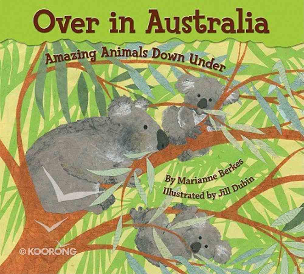 Over in Australia Paperback