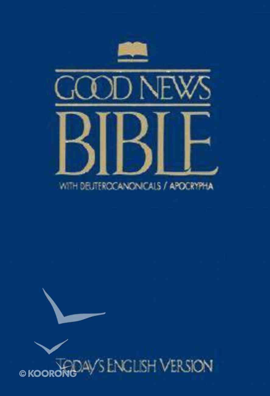 GNB Deuterocanonicals/ Apocrypha Compact Blue Paperback