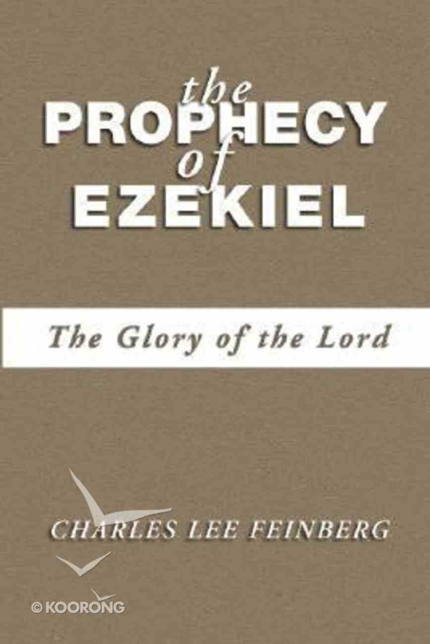 The Prophecy of Ezekiel Paperback