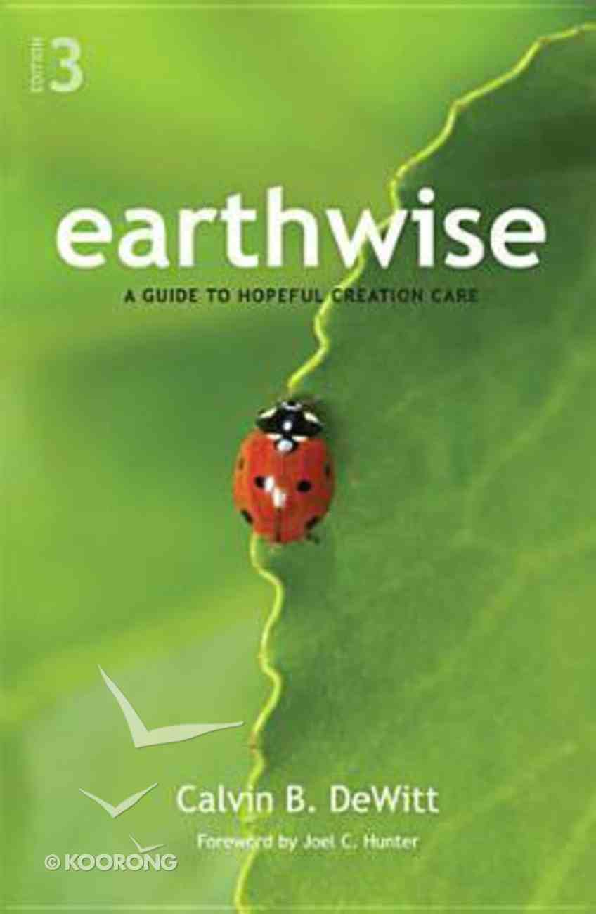 Earthwise Paperback