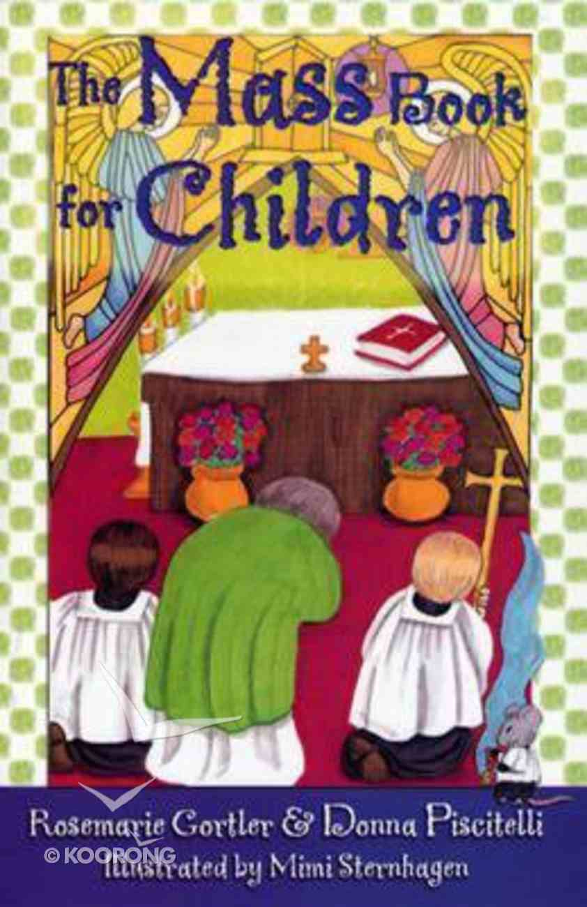 The Mass Book For Children Paperback