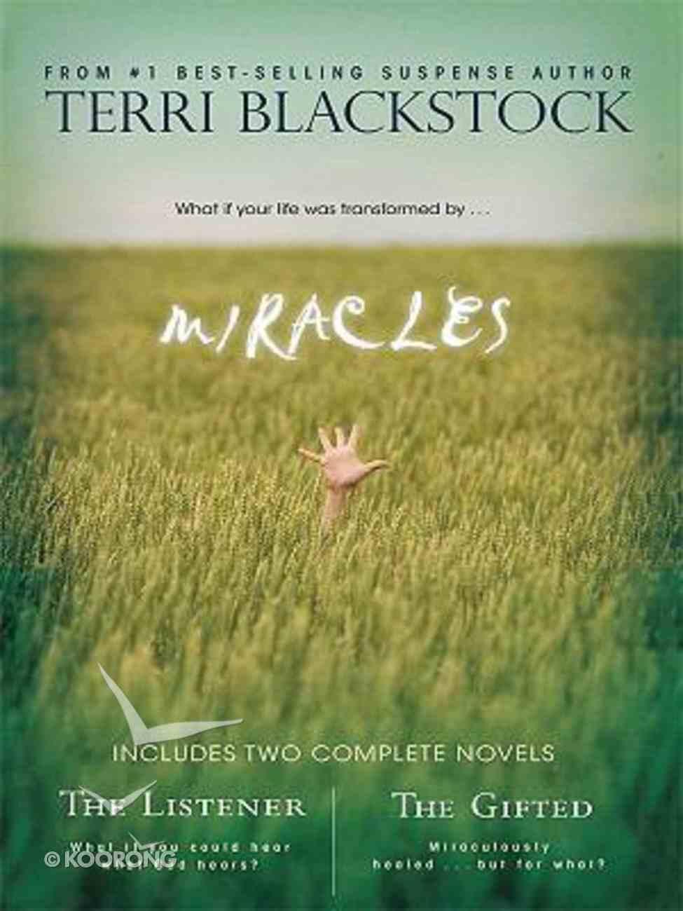 Miracles (Large Print) Paperback