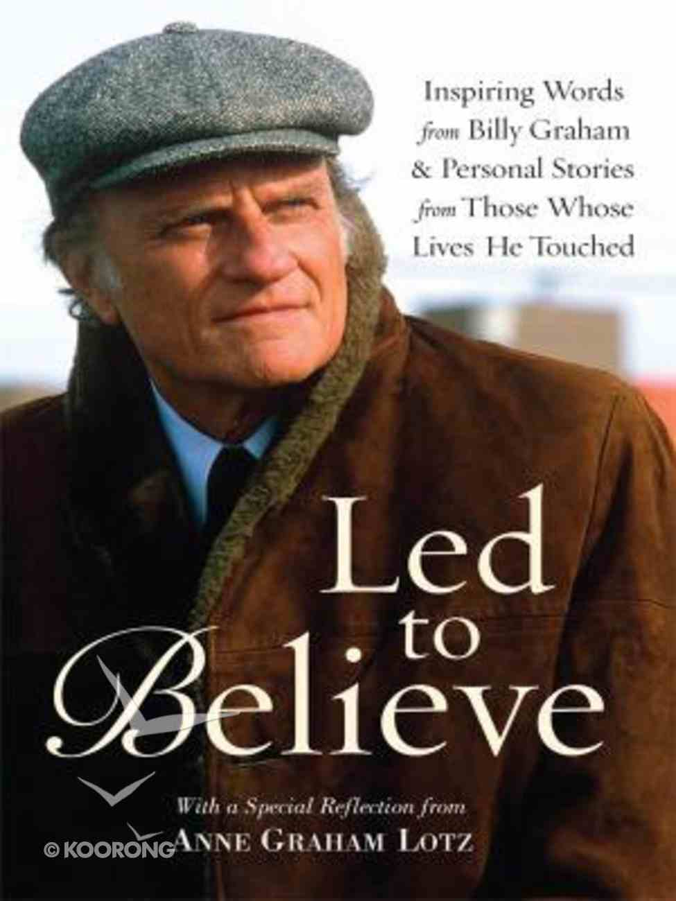 Led to Believe (Large Print) Paperback