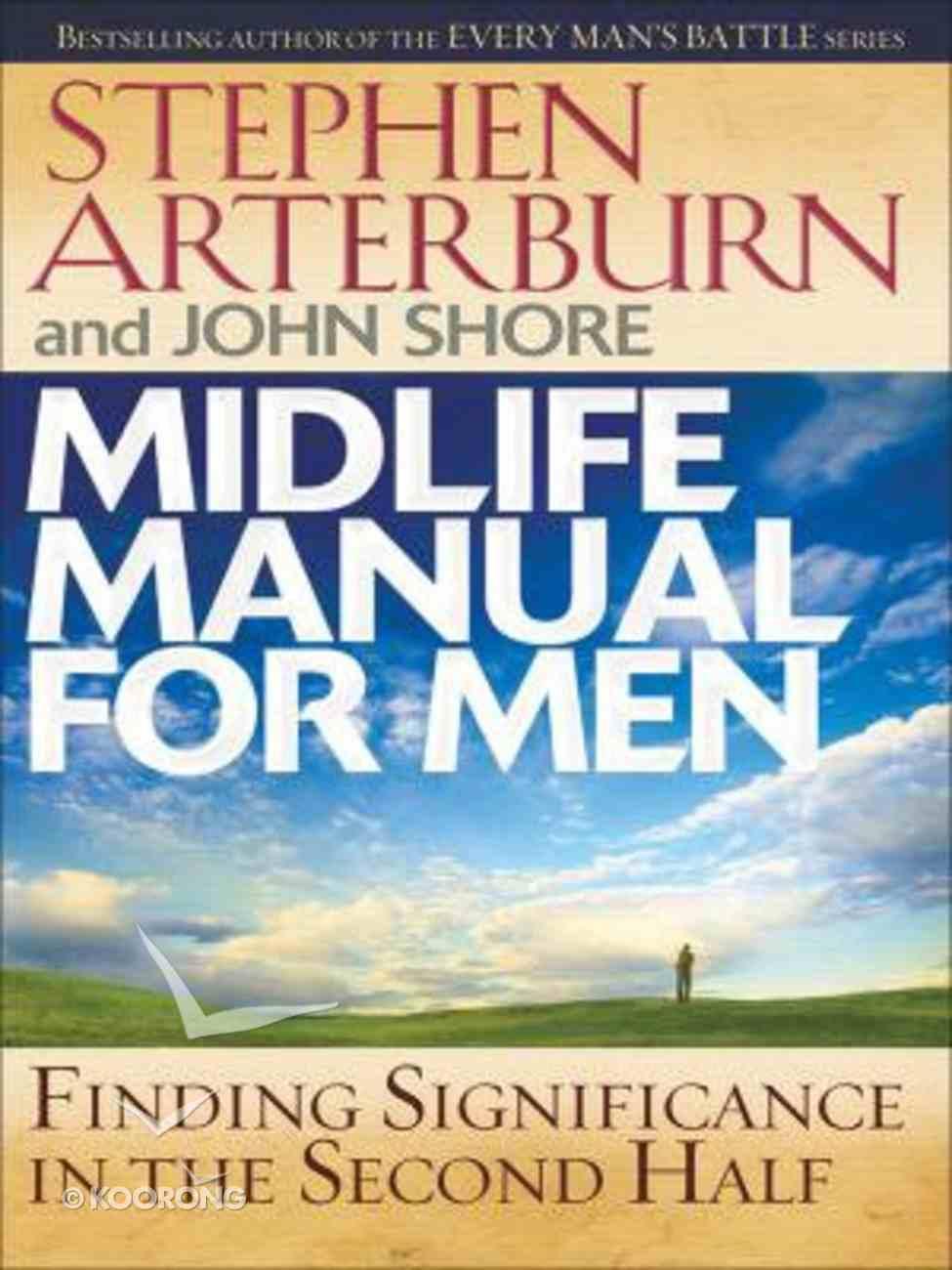 Midlife Manual For Men (Large Print) Paperback