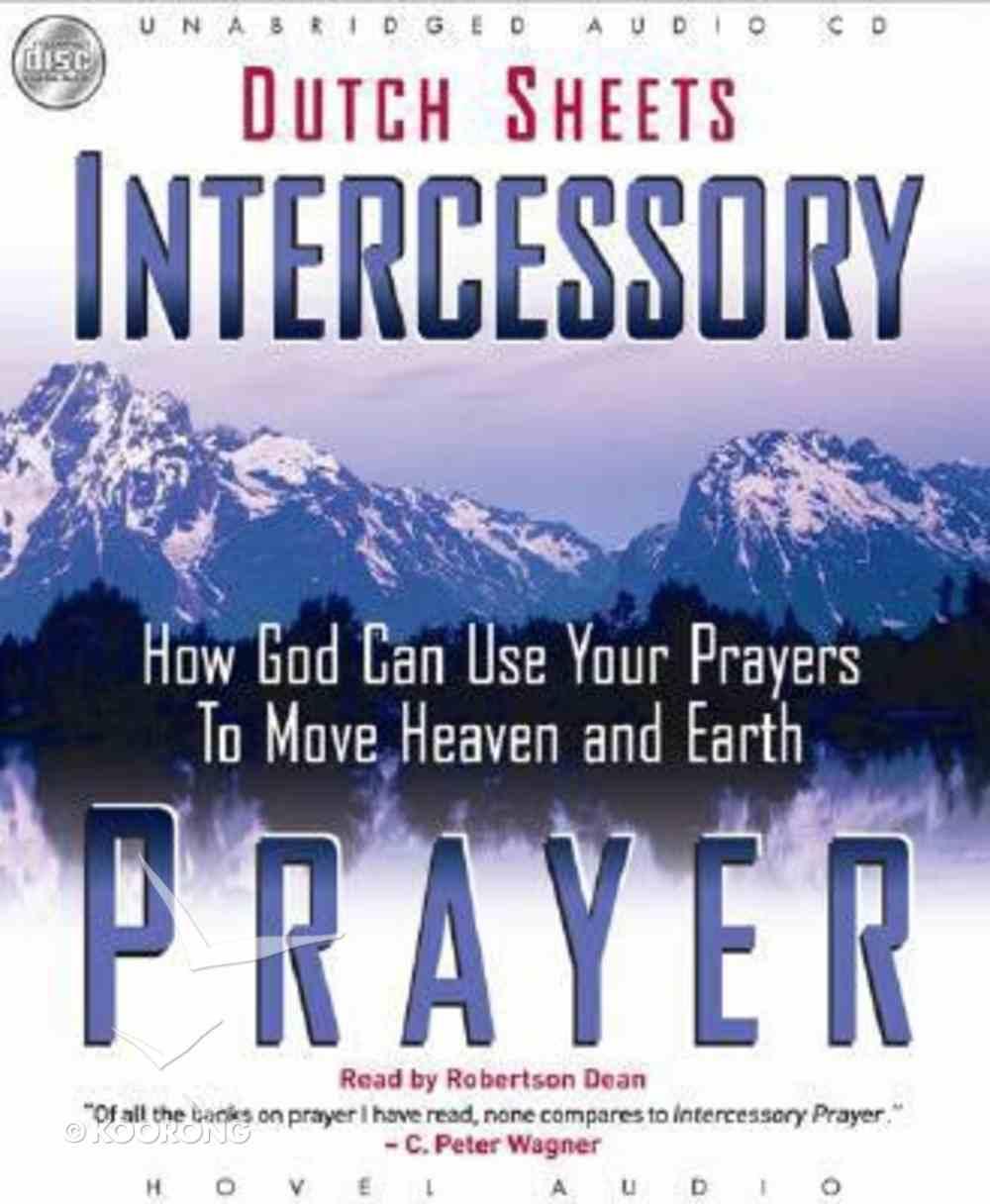 Intercessory Prayer (7 Cd's Unabridged) CD