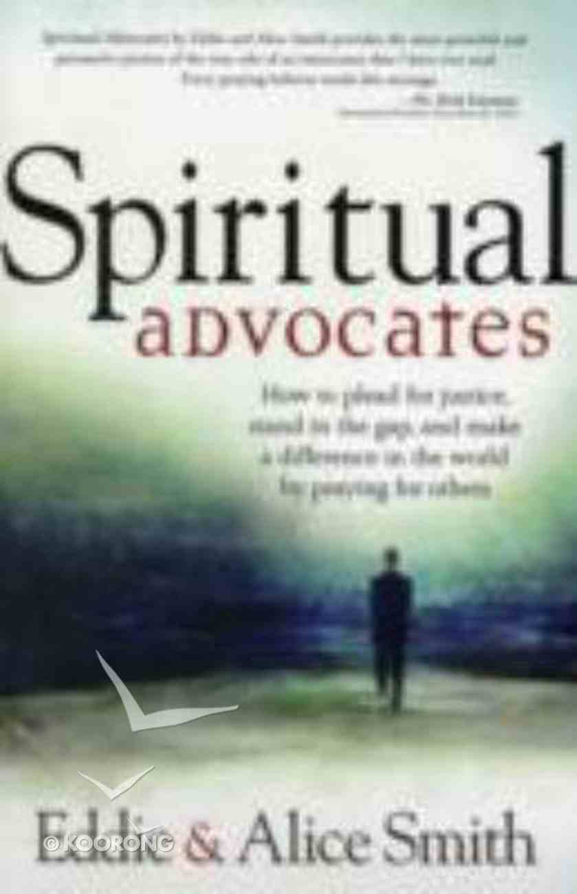 Spiritual Advocates Paperback