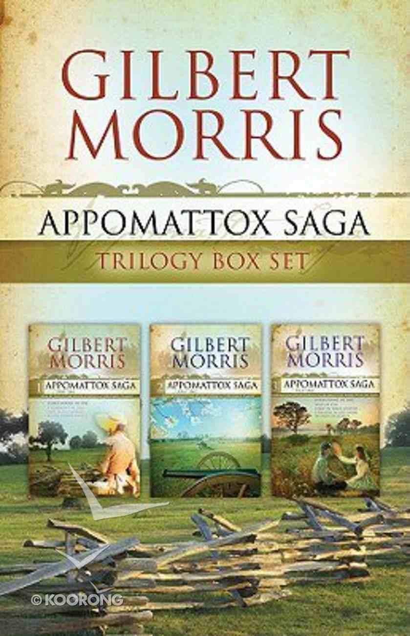 Appomattox Saga (Trilogy Boxed Set) (Appomattox Saga Series) Paperback