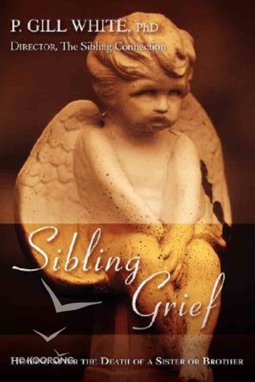 Sibiling Grief Paperback