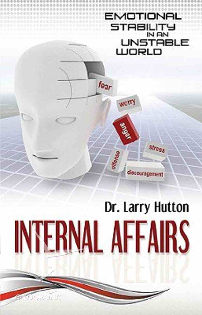 Internal Affairs Paperback