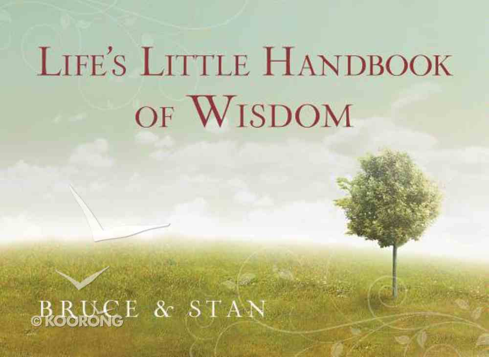 Life's Little Handbook of Wisdom Paperback