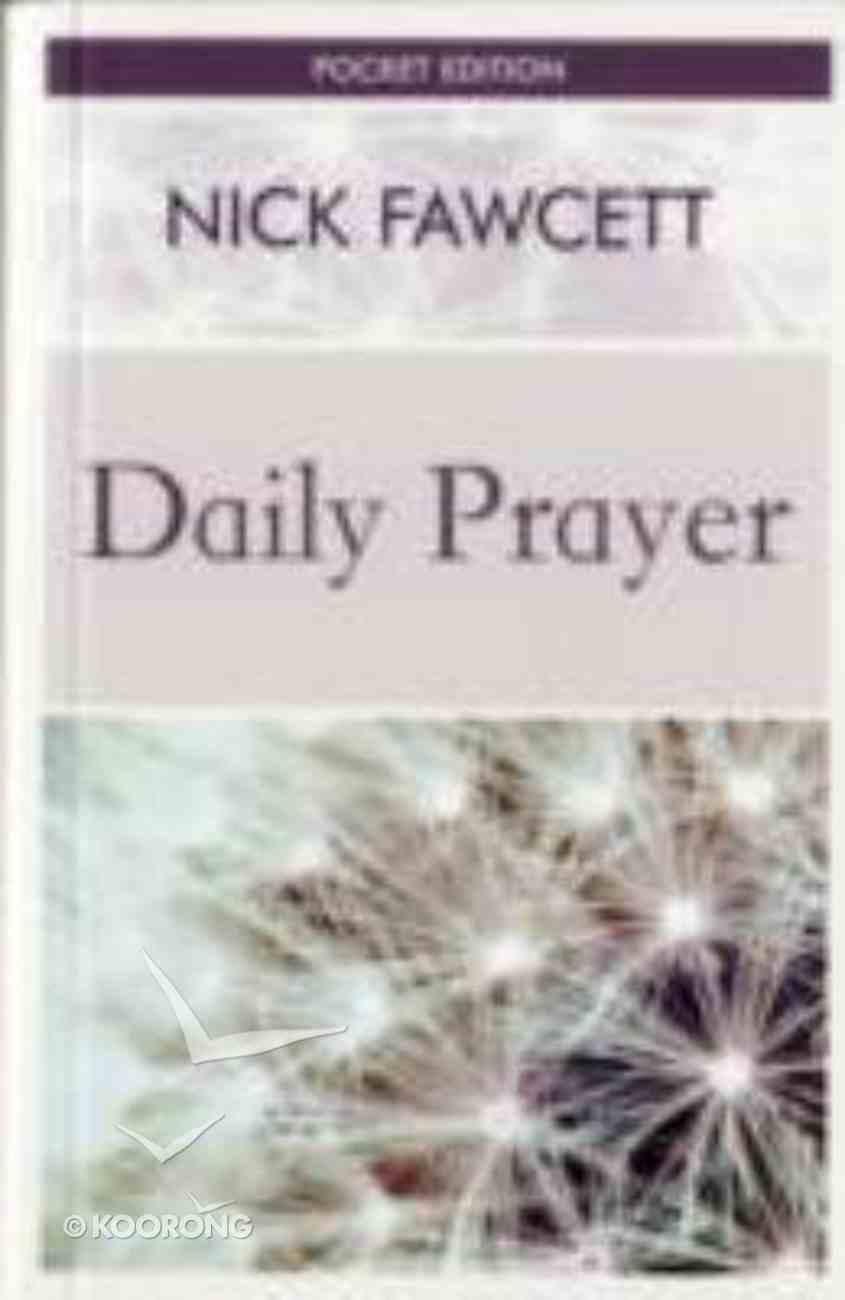Daily Prayer (Pocket Edition) Paperback