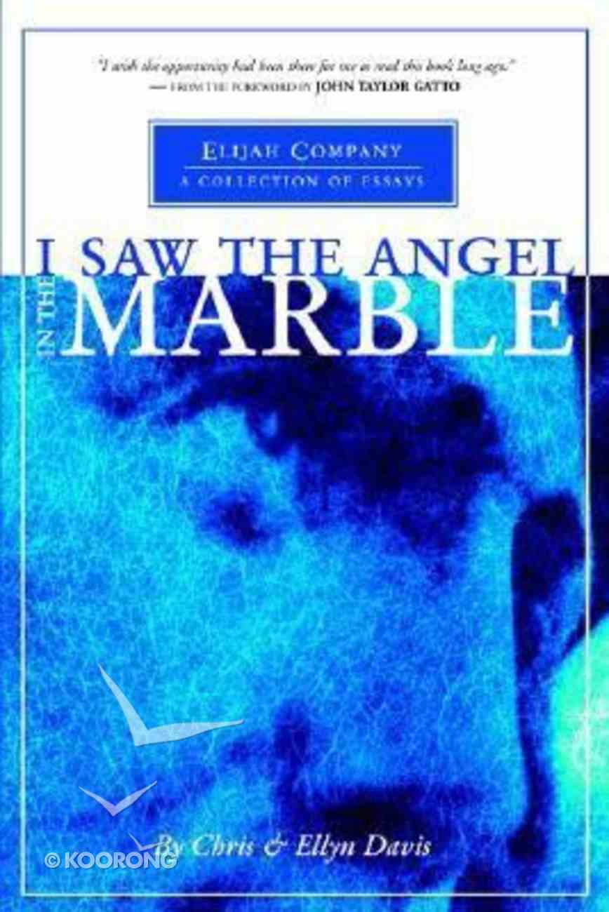 I Saw the Angel in the Marble Paperback