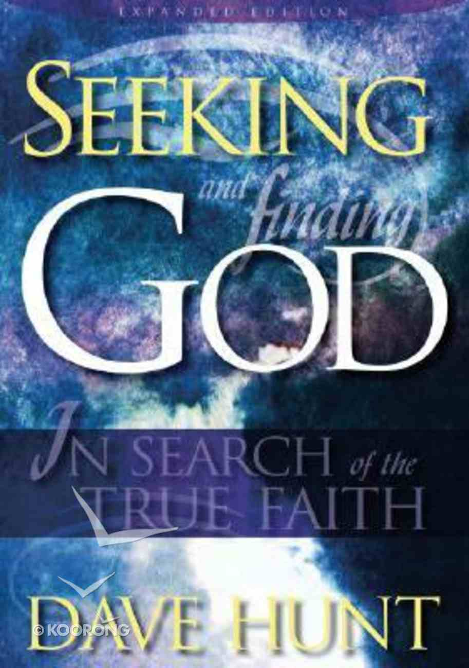 Seeking and Finding God Paperback