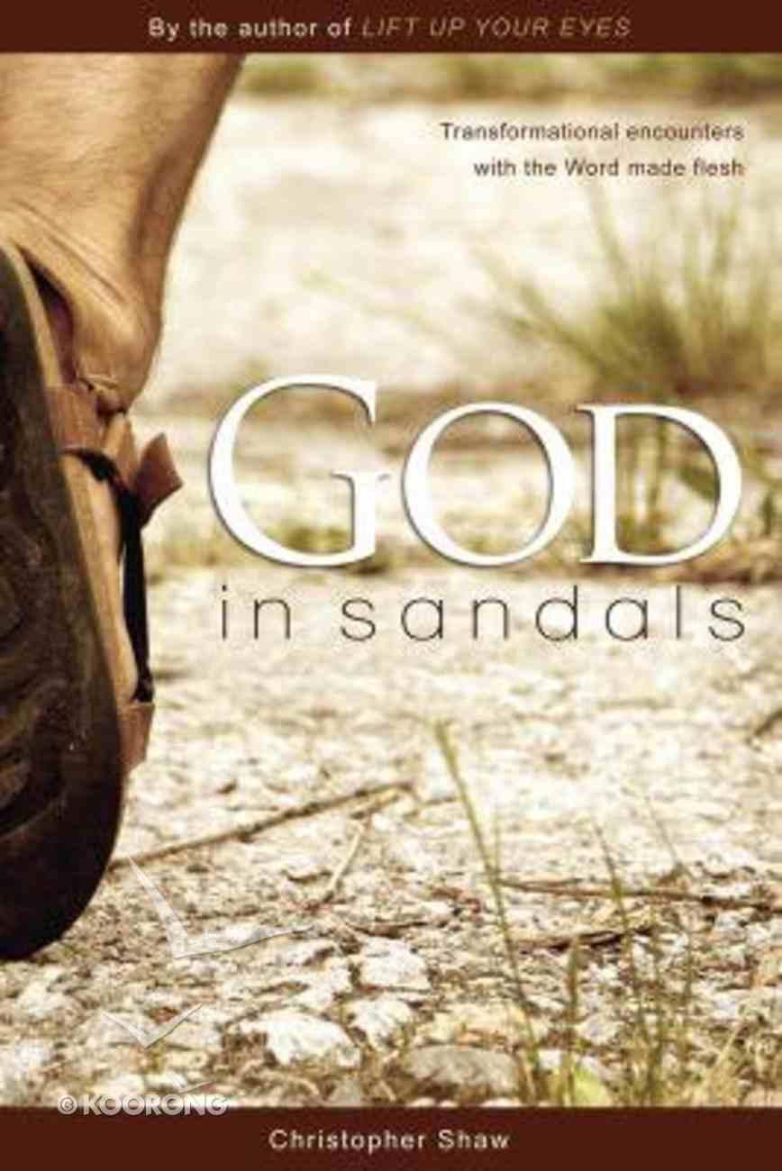God in Sandals Paperback