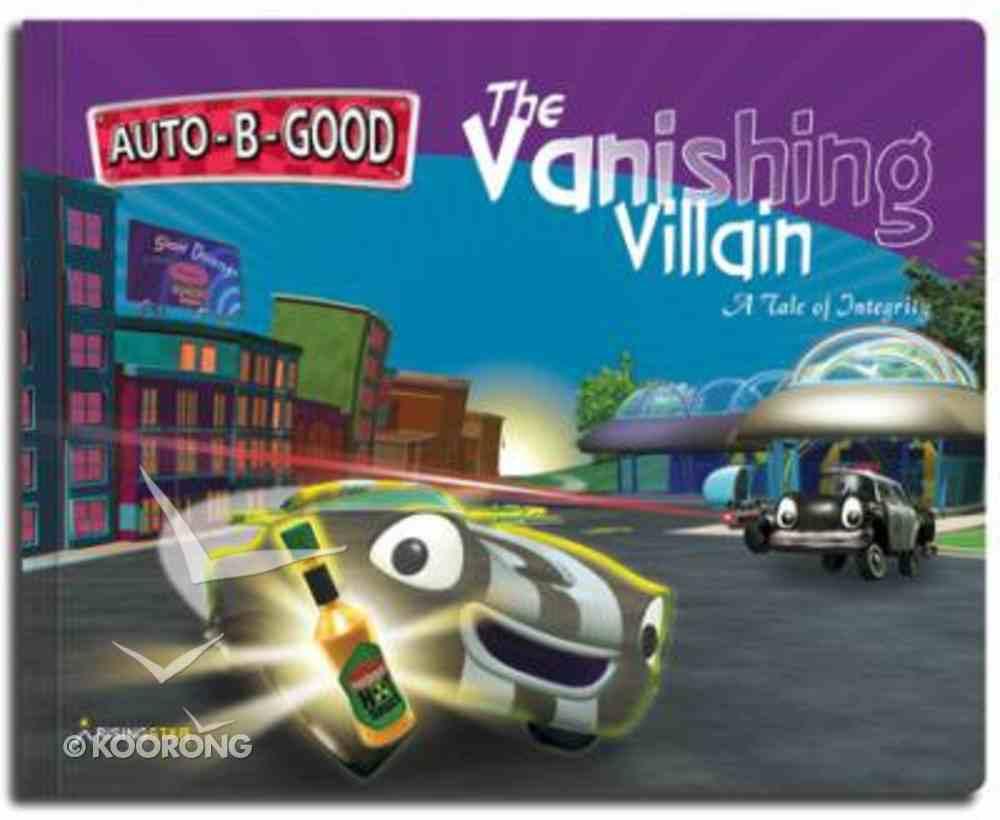 The Vanishing Villain (Auto B Good Series) Hardback