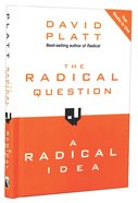 Radical Question And A Radical Idea, The image
