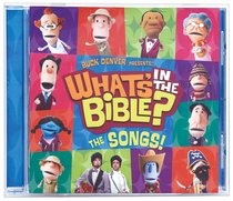 Album Image for The Songs! (What's In The Bible Series) - DISC 1
