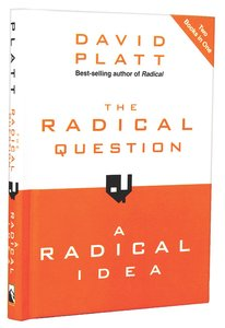 Product: Radical Question And A Radical Idea, The Image