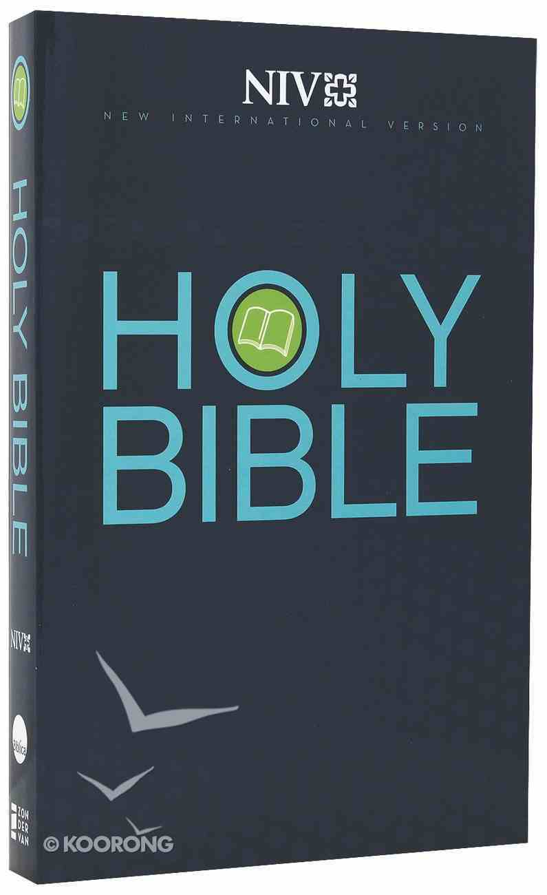NIV Paperback: Bibles For Everyone Paperback